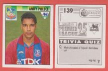 Crystal Palace Andy Preece